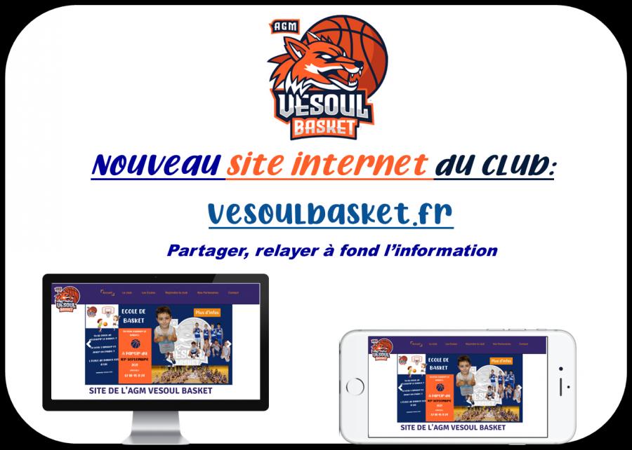 vesoulbasket.fr